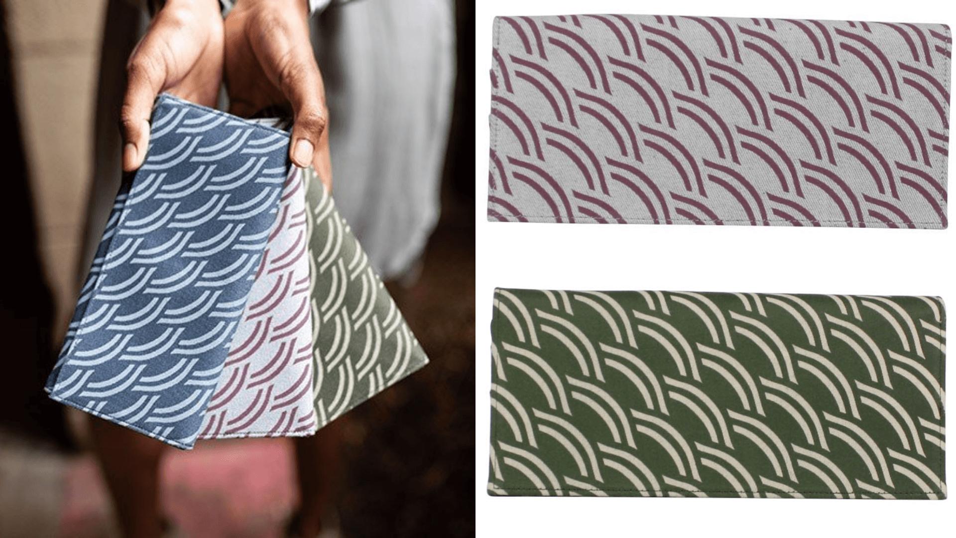 Malia Design - Fair Trade Wallets