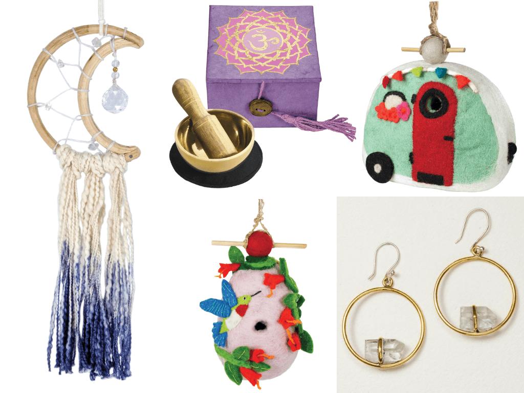 dZi Handmade Fair Trade Singing Bowls, Jewelry, Dreamcatchers, and accessories